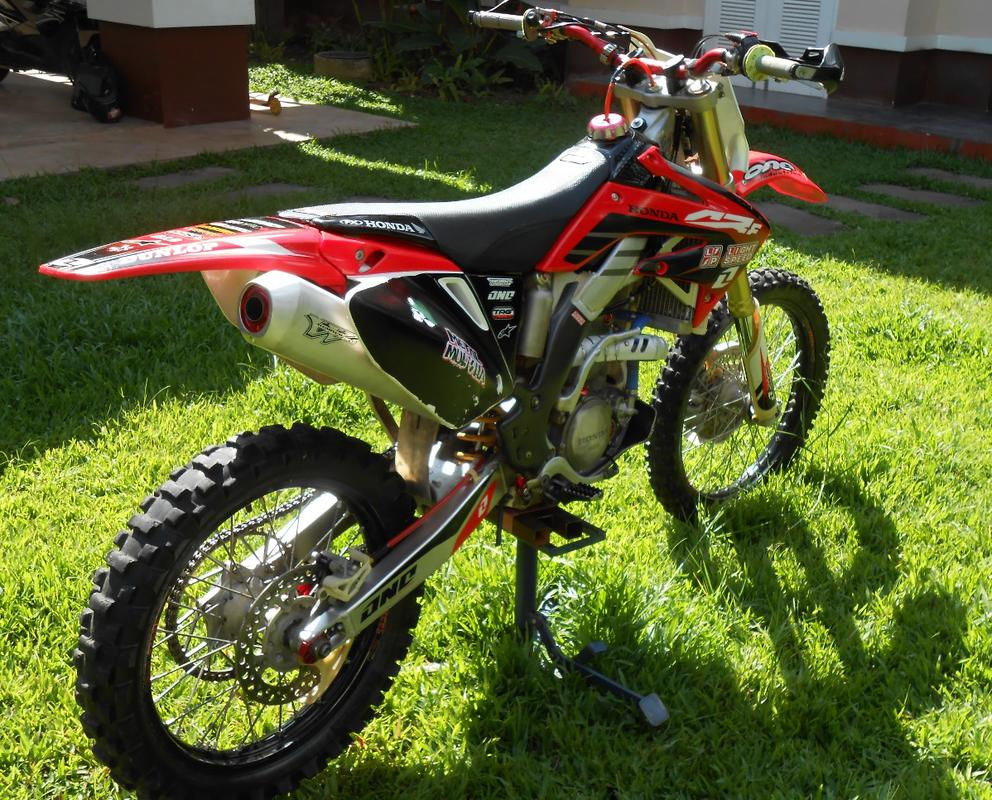 Honda CRF250R 2006 for Sale | Ride Asia Motorcycle Forums