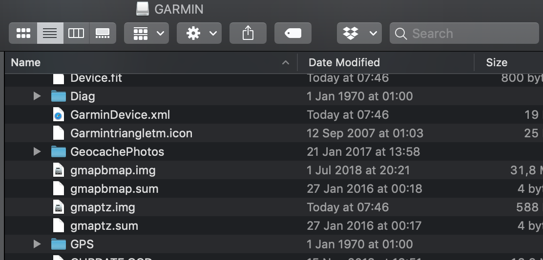 Garmin Edge 520 Map Issues | Ride Asia Motorcycle Forums