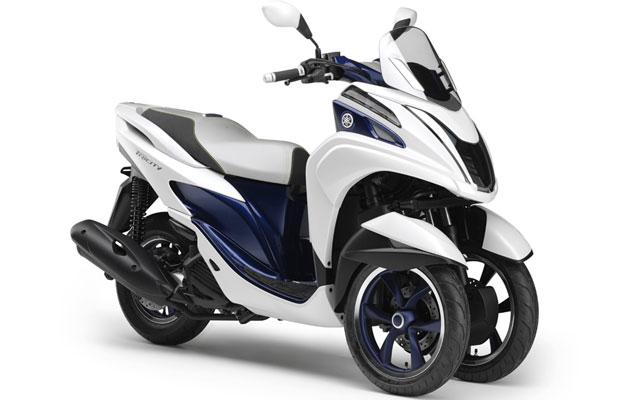 Yamaha motorcycles thailand
