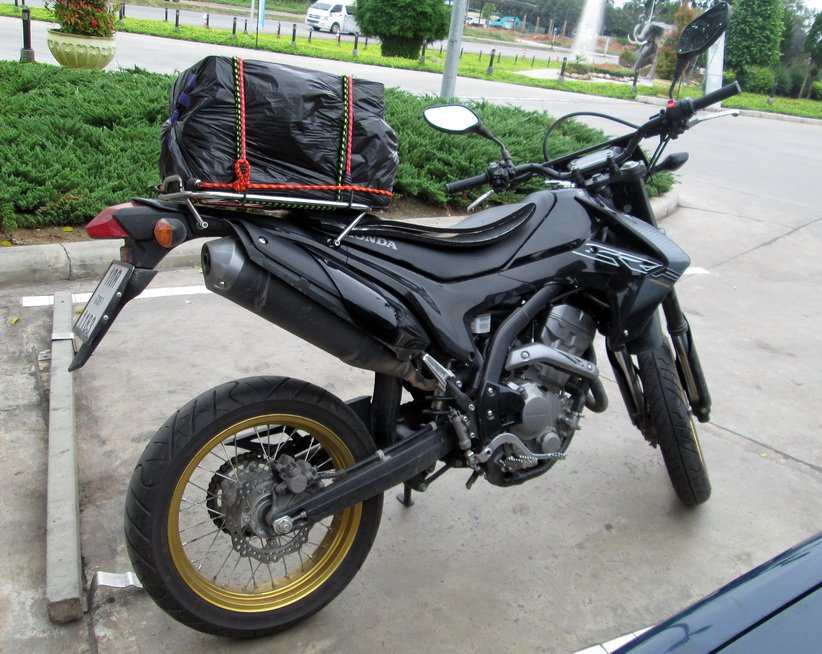 Seat cushion ideas | Ride Asia Motorcycle Forums