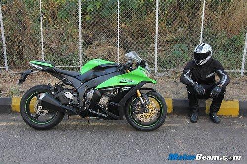 Kawasaki Ninja ZX10R Test and Specs   Ride Asia Motorcycle Forums