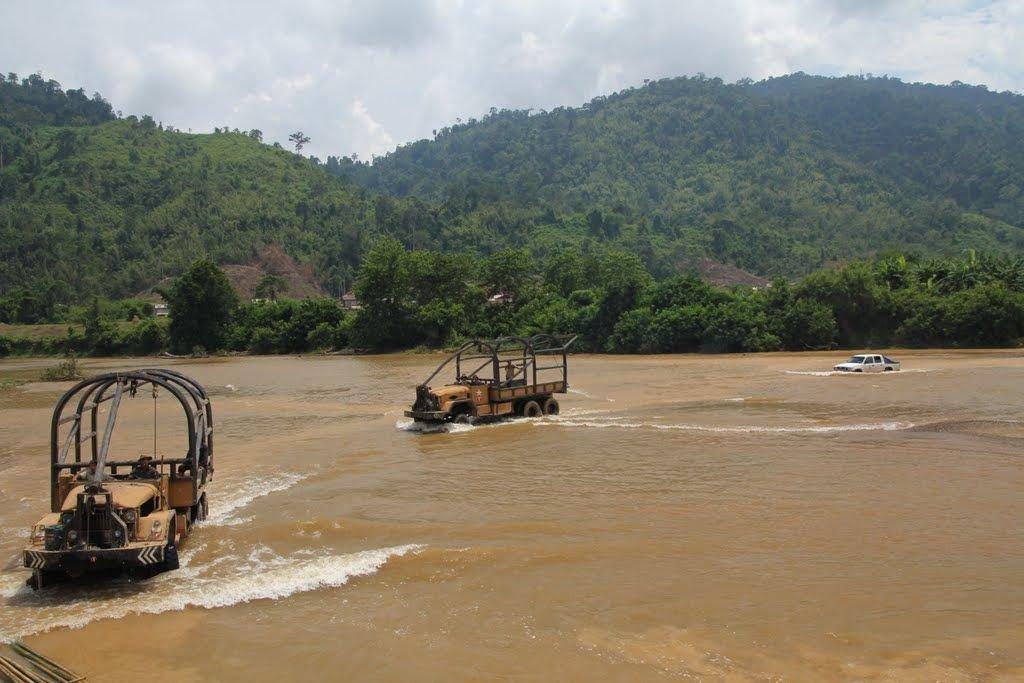 Nam Xan River Crossing by Tomasz Bukowski.jpg