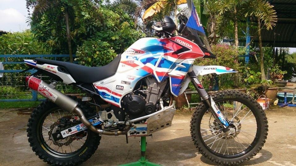 Honda Cb 500 X Adventure Bike Conversion Ride Asia Motorcycle Forums