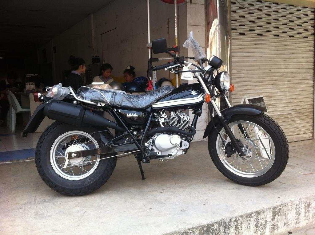 suzuki vanvan 125 ride asia motorcycle forums. Black Bedroom Furniture Sets. Home Design Ideas
