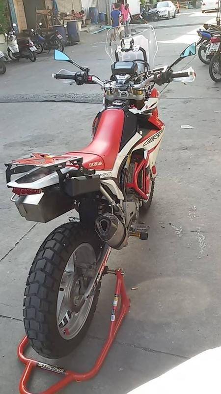 CRF Mods and Improvements | Page 5 | Ride Asia Motorcycle Forums