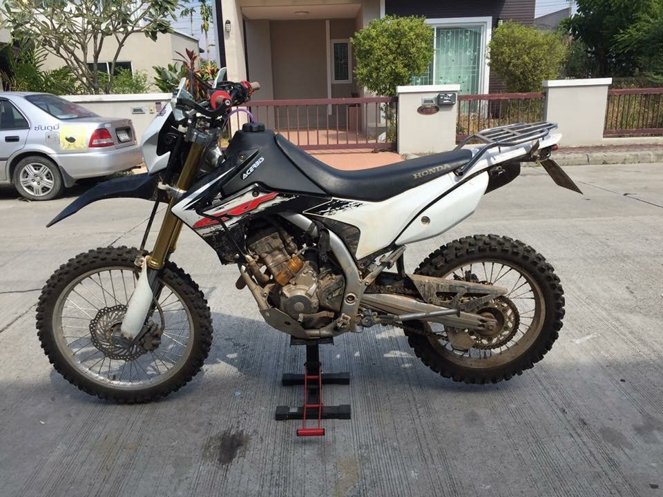 CRF250L with the CBR300 engine Mod | Ride Asia Motorcycle Forums