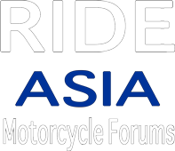 Ride Asia Motorcycle Forums